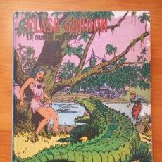 Cómics: FLASH GORDON TOMO IX (Nº 9) - HEROES DEL COMIC - LA CIUDAD PERDIDA - BURU LAN - TAPA DURA (IP). Lote 193881421