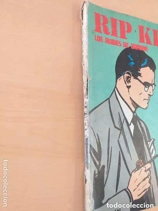 Cómics: RIP KIRBY - LOS RUBIES DE BANDAR. BURULAN EPISODIO COMPLETO. - Foto 2 - 193941146