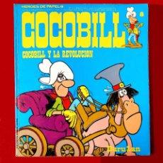 Cómics: COCOBILL, COCOBILL Y LA REVOLUCIÓN - Nº 8, POR JACOVITTI - EDICIONES BURU LAN, 1973 - ORIGINAL. Lote 193970082