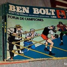Cómics: BEN BOLT 1973 , COLECCION COMPLETA ,DEL 1 AL 12. Lote 194073813