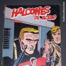 Cómics: BURU LAN HALCONES DE ACERO EL SECUESTRO. Lote 194157506