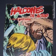 Cómics: BURU LAN HALCONES DE ACERO EL PLAN DE MISTER KYNKADE. Lote 194157585