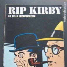 Cómics: BURU LAN RIP KIRBY LA BELLA DESAPARECIDA. Lote 194158067