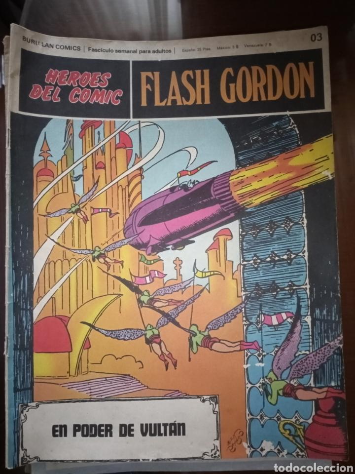 FLASH GORDON 03 (Tebeos y Comics - Buru-Lan - Flash Gordon)