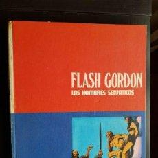 Cómics: TEBEO / CÓMIC TOMO 2 FLASH GORDON BURU LAN 1972 LOS HOMBRES SELVÁTICOS ORIGINAL. Lote 194221315