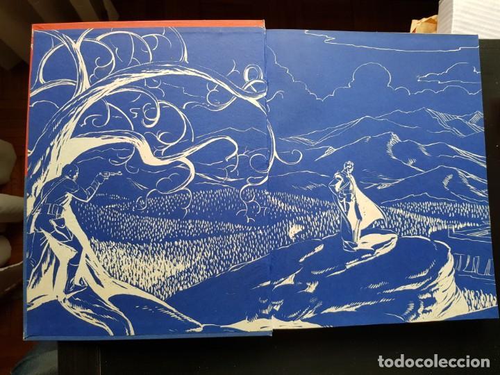 Cómics: TEBEO / CÓMIC TOMO 2 FLASH GORDON BURU LAN 1972 LOS HOMBRES SELVÁTICOS ORIGINAL - Foto 4 - 194221315