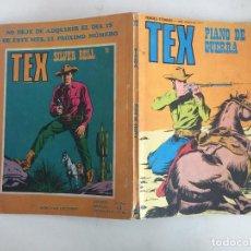 Cómics: TEX Nº 77 - BURULAN - DIFICIL - GCH1. Lote 194381870