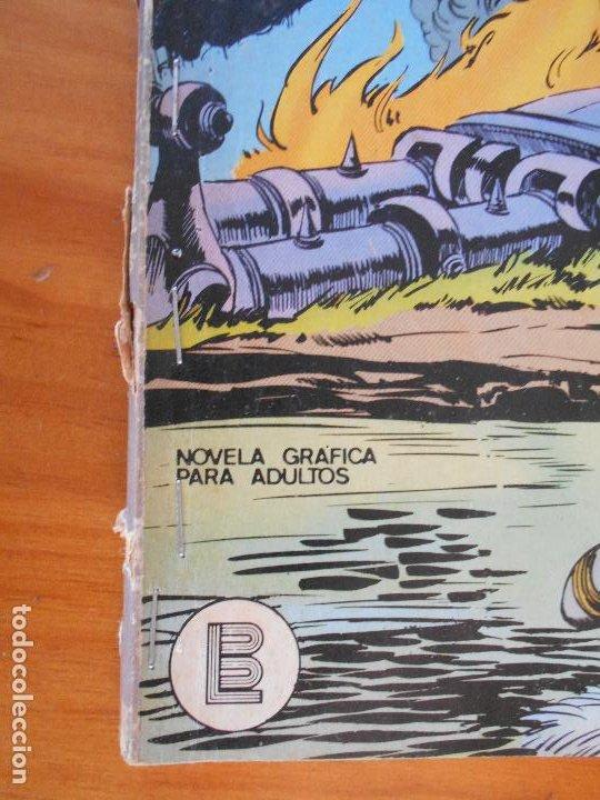 Cómics: ZAGOR Nº 39 - MUERTE SOBRE EL RIO - BURU LAN - LEER DESCRIPCION (K1) - Foto 4 - 194512273