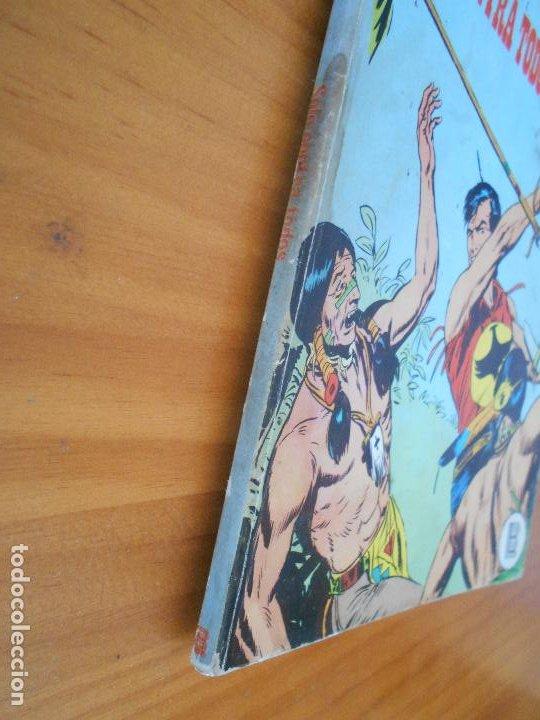Cómics: ZAGOR Nº 45 - SOLO CONTRA TODOS - BURU LAN (K1) - Foto 2 - 194513181