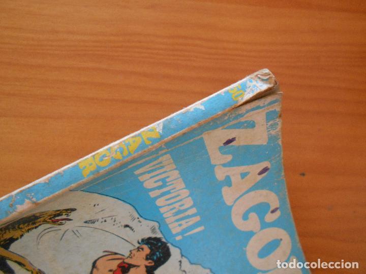Cómics: ZAGOR Nº 50 - ¡VICTORIA! - BURU LAN (K1) - Foto 2 - 194513673