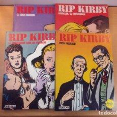 Cómics: RIP KIRBY /// EL CASO FARADAY-LA MISTERIOSA CASA DE MUÑECAS-MANGLER, EL TRITURADOR-MISS PRISCILLA. Lote 194589356