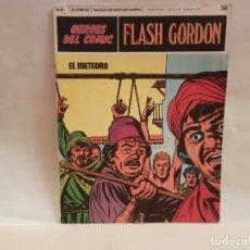 Cómics: ANTIGUO TEBEO FLASH GORDON BURU LAN COMICS TOMO 5 FASCICULO 56 AÑO 1972 EL METEORO. Lote 194637728
