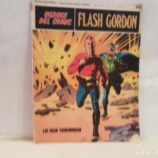 Cómics: ANTIGUO TEBEO FLASH GORDON BURU LAN COMICS TOMO 02 FASCICULO 19 AÑO 1972 LA ISLA TENEBROSA. Lote 194671151