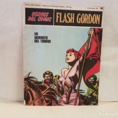 Cómics: ANTIGUO TEBEO FLASH GORDON BURU LAN COMICS VOLUMEN II FASCICULO 20 AÑO 1971 LA DERROTA DEL TIRANO. Lote 194671457
