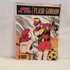 Cómics: ANTIGUO TEBEO FLASH GORDON BURU LAN COMICS VOLUMEN II FASCICULO 24 AÑO 1971 EL RESCATE DE DESIRA. Lote 194725253
