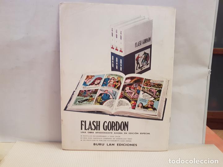 Cómics: antiguo tebeo flash gordon buru lan comics volumen III fasciculo 32 año 1971 momentos de angustia - Foto 2 - 194726343