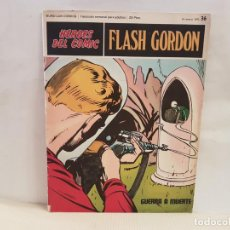 Cómics: ANTIGUO TEBEO FLASH GORDON BURU LAN COMICS VOLUMEN III FASCICULO 36 AÑO 1972 GUERRA A MUERTE. Lote 194726961