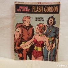 Cómics: ANTIGUO TEBEO FLASH GORDON BURU LAN COMICS VOLUMEN 1 FASCICULO 2 AÑO 1971 LA REINA DE FRIGIA. Lote 194886773