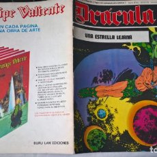 Cómics: COMIC: DRÁCULA. TOMO 3. Nº 22. Lote 194890748