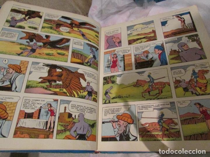 Cómics: EL HOMBRE ENMASCARADO (BURULAN) COMPLETA - Foto 3 - 194897232