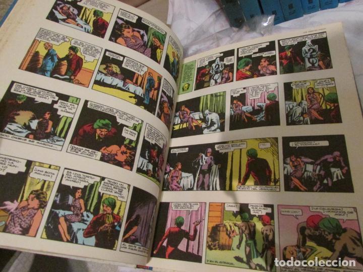 Cómics: EL HOMBRE ENMASCARADO (BURULAN) COMPLETA - Foto 5 - 194897232