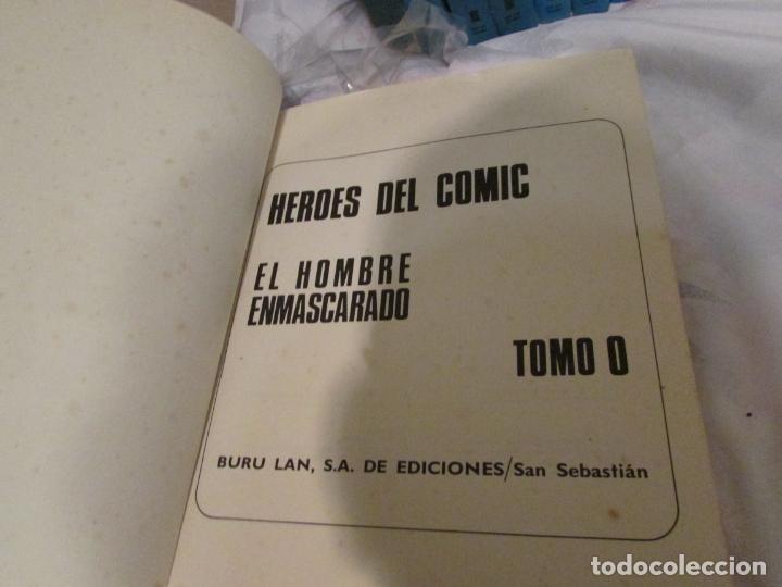 Cómics: EL HOMBRE ENMASCARADO (BURULAN) COMPLETA - Foto 6 - 194897232