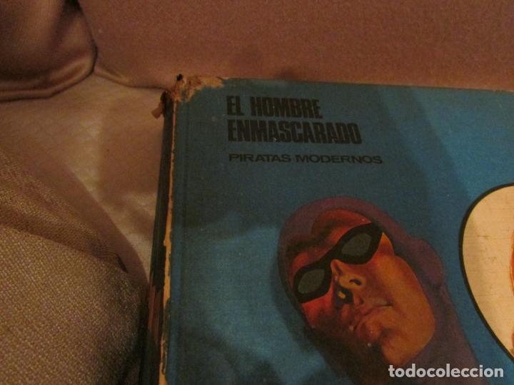 Cómics: EL HOMBRE ENMASCARADO (BURULAN) COMPLETA - Foto 7 - 194897232