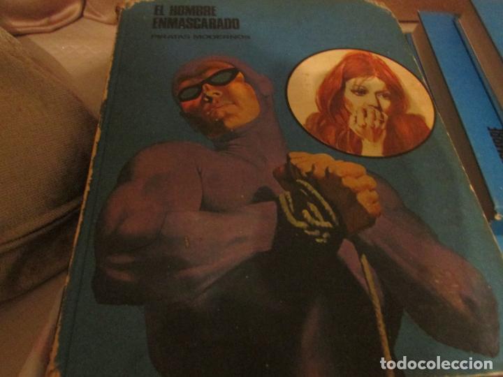 Cómics: EL HOMBRE ENMASCARADO (BURULAN) COMPLETA - Foto 8 - 194897232