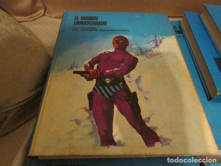 Cómics: EL HOMBRE ENMASCARADO (BURULAN) COMPLETA - Foto 9 - 194897232