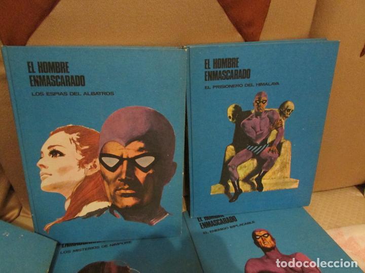 Cómics: EL HOMBRE ENMASCARADO (BURULAN) COMPLETA - Foto 10 - 194897232