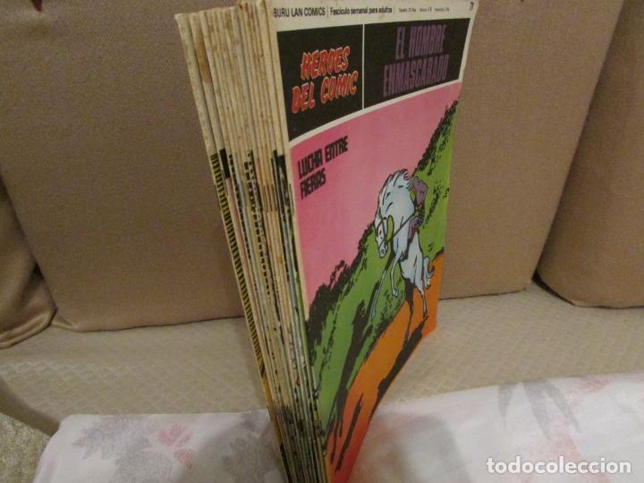 HEROES DEL COMIC EL HOMRE ENMASCARADO (Tebeos y Comics - Buru-Lan - Hombre Enmascarado)