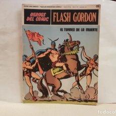 Cómics: ANTIGUO TEBEO FLASH GORDON BURU LAN COMICS TOMO 1 FASCICULO 5 AÑO 1972 EL TORNEO DE LA MUERTE. Lote 194920406