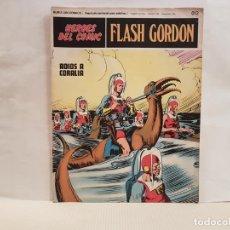 Cómics: ANTIGUO TEBEO FLASH GORDON BURU LAN COMICS TOMO 02 FASCICULO 012 AÑO 1972 ADIOS A CORALIA. Lote 194921788