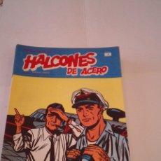Cómics: HALCONES DE ACERO - BURU LAN - COMPLETA - 24 FASCICULOS - IMPECABLE - GORBAUD. Lote 194925837