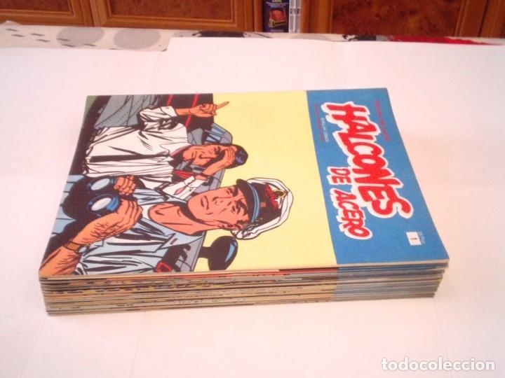 Cómics: HALCONES DE ACERO - BURU LAN - COMPLETA - 24 FASCICULOS - IMPECABLE - GORBAUD - CJ 116 - Foto 4 - 194925837