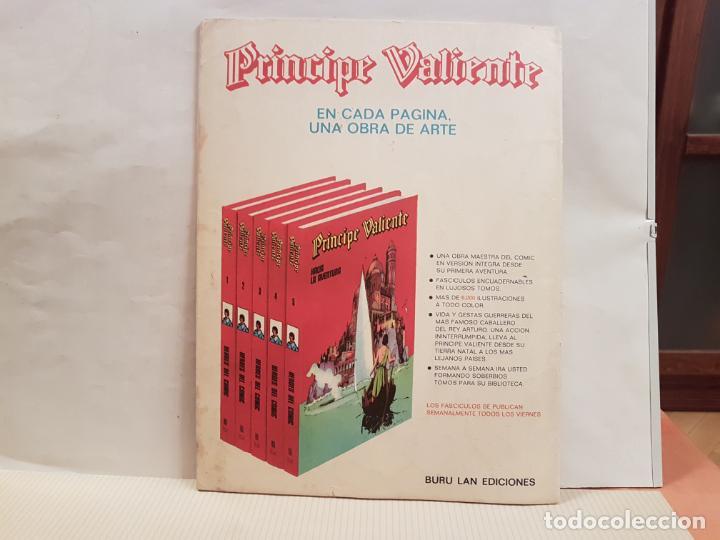 Cómics: antiguo tebeo flash gordon buru lan comics tomo 02 fasciculo 013 año 1972 la locura de zarkov - Foto 2 - 194927237