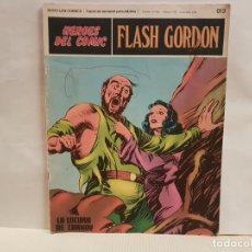 Cómics: ANTIGUO TEBEO FLASH GORDON BURU LAN COMICS TOMO 02 FASCICULO 013 AÑO 1972 LA LOCURA DE ZARKOV. Lote 194927237