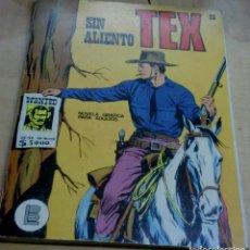 Cómics: SIN ALIENTO TEX Nº 20 BURU LAN AÑO 1971. Lote 195209803
