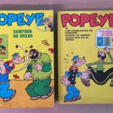 Cómics: POPEYE EDT BURU-LAN 9 EJEMPLARES. Lote 195971096
