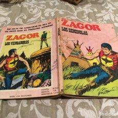Cómics: ZAGOR Nº53 LOS SEMINOLAS - BURU LAN 1972. Lote 195995348