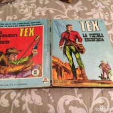 Cómics: TEX Nº 7 LA PISTOLA ESCONDIDA - EDICIONES BURU-LAN 1970. Lote 196030008