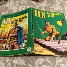 Cómics: TEX Nº 9 LA VENGANZA DE KIT - EDICIONES BURU-LAN 1971. Lote 196030410