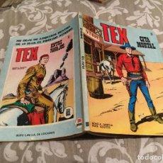 Cómics: TEX Nº 11 CITA MORTAL - EDICIONES BURU-LAN 1971. Lote 196030871