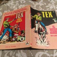 Cómics: TEX Nº 13 EL DESIERTO ARDIENTE - EDICIONES BURU-LAN 1971. Lote 196031128