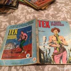 Cómics: TEX Nº21 LA ULTIMA OPORTUNIDAD - EDICIONE BURU-LAN. Lote 196040113