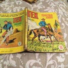 Cómics: TEX Nº23 TERRITORIO APACHE - EDICIONES BURU-LAN . Lote 196041923