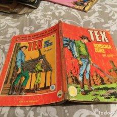 Cómics: TEX Nº25 VENGANZA INDIA - EDICIONES BURU-LAN . Lote 196042660