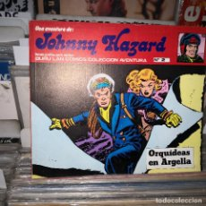Cómics: JOHNNY HAZARD Nº 2. BURU LAN.ORQUIDEAS EN ARGELIA. Lote 196049935