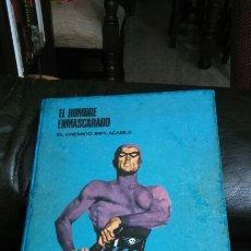 Cómics: EL HOMBRE ENMASCARADO TOMO BURU LAN 3. Lote 196133320