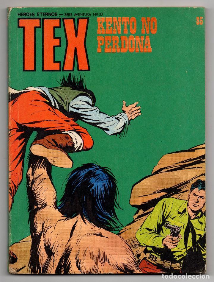 TEX Nº 85 (BURU LAN 1974) (Tebeos y Comics - Buru-Lan - Tex)